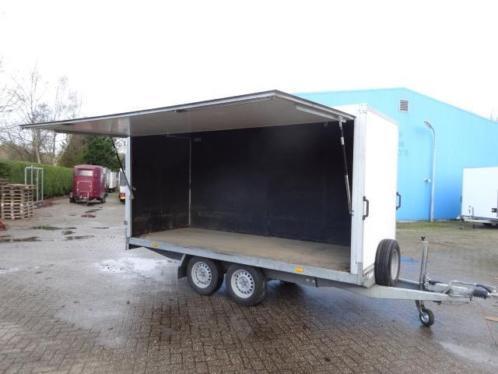 Hapert AL2700 gesloten met zijklep Verkoopwagen (bj 2012)