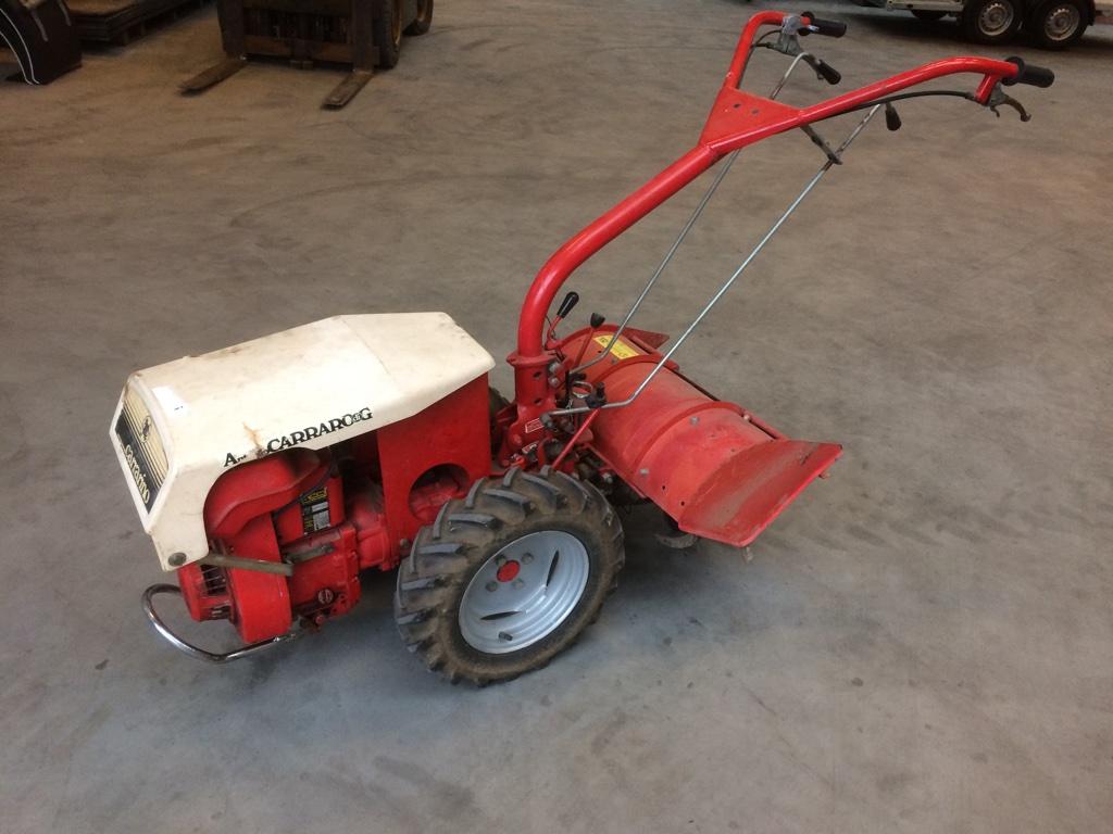 Tuinfrees, inruil/omruil tractor mogelijk