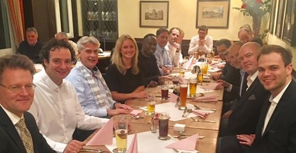 AGCS Tech Day Speakers Dinner