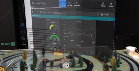 Deloitte Digital HoloElection Dashboard