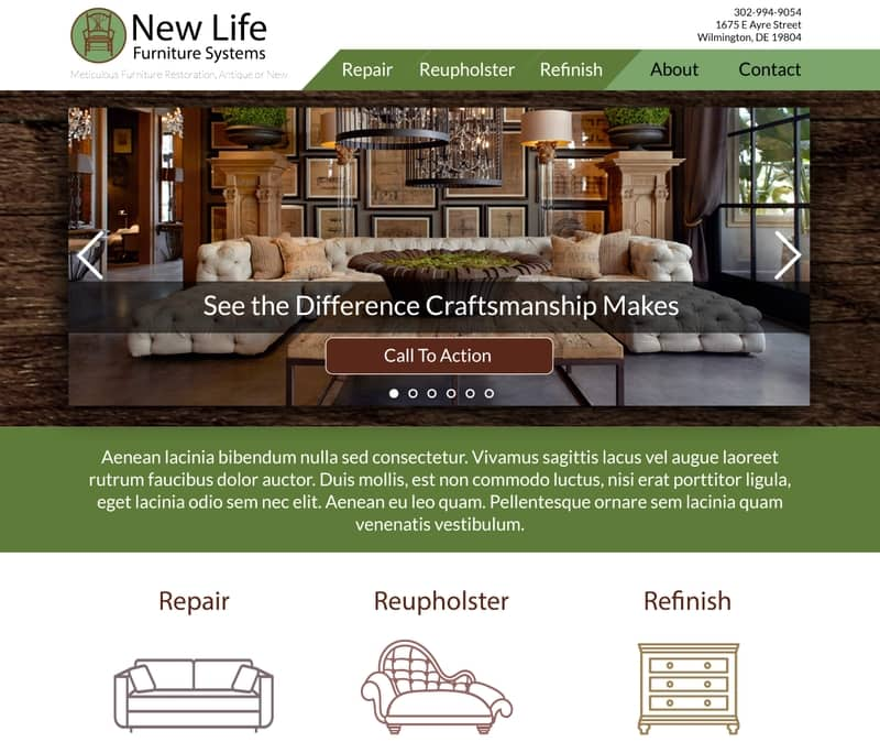 New Life Furniture Systems After