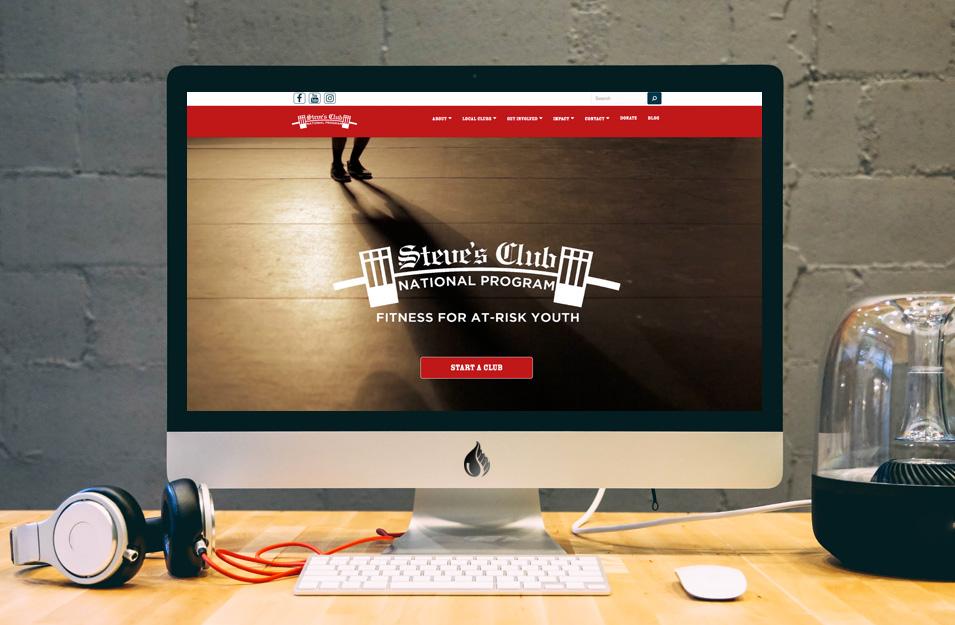 Steve's Club Desktop Photo