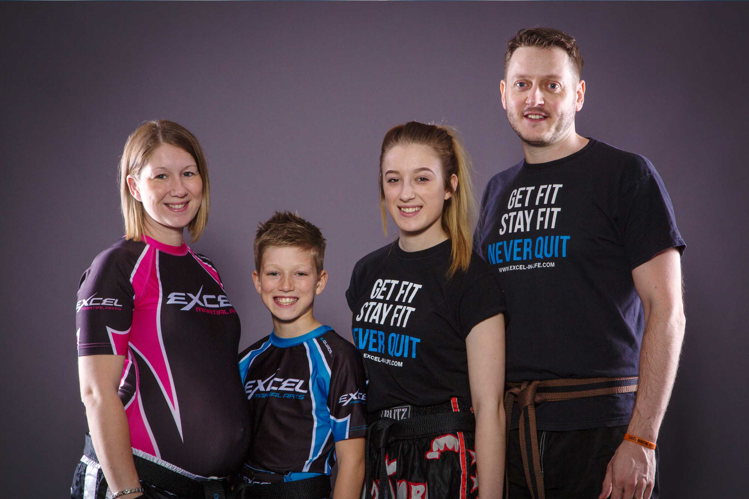 family karate and kickboxing