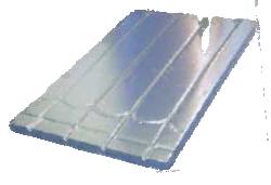 Plancher chauffant sec mince Caleosol Classique