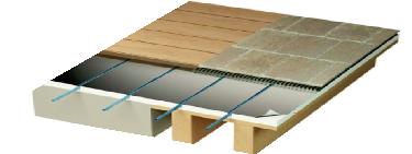 chape s che pour plancher chauffant sec caleosol et jupiter toutes les solutions de chape s che. Black Bedroom Furniture Sets. Home Design Ideas