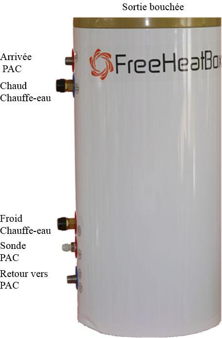 FreeHeatBox pour plancher solaire