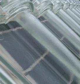 Roof colling pour le plancher chauffant rafraîchissant