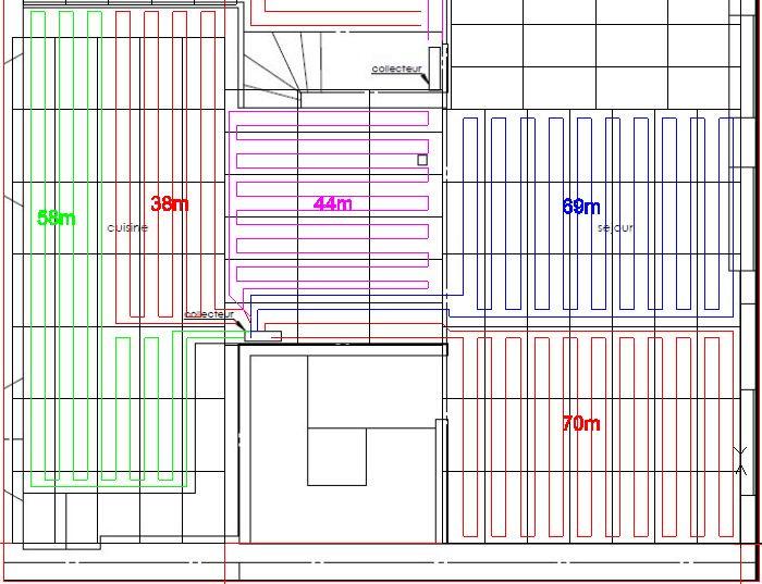 ebook chapitre 6 planifier le travail avec le calepinage plancher chauffant. Black Bedroom Furniture Sets. Home Design Ideas