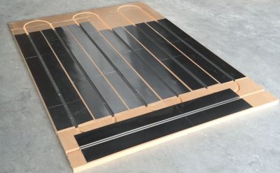pose plancher chauffant turbo le plancher chauffant par caleosol. Black Bedroom Furniture Sets. Home Design Ideas