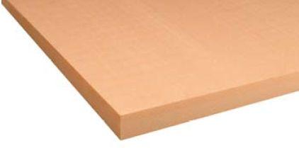 Plaque isolante supplémentaire 30mm pour dalle plancher chauffant Caleosol Tradi XPS