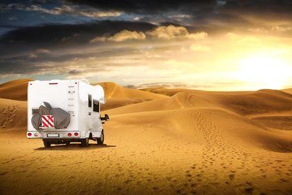 Chauffage camping-car et caravane par plancher chauffant