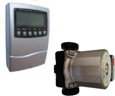 Kit pour ballon chauffe-eau solaire 1000 litres