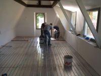 plancher chauffant rénovation sec caleosol tradi eco plus