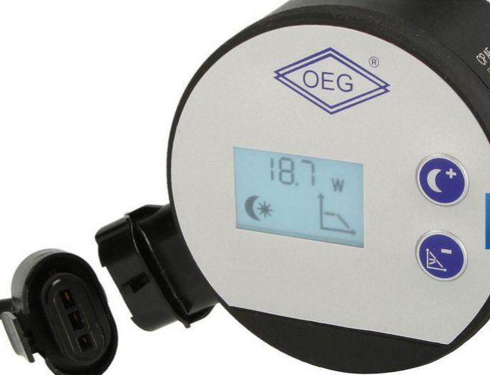Circulateur intelligent OEG pour réglage débit plancher chauffant