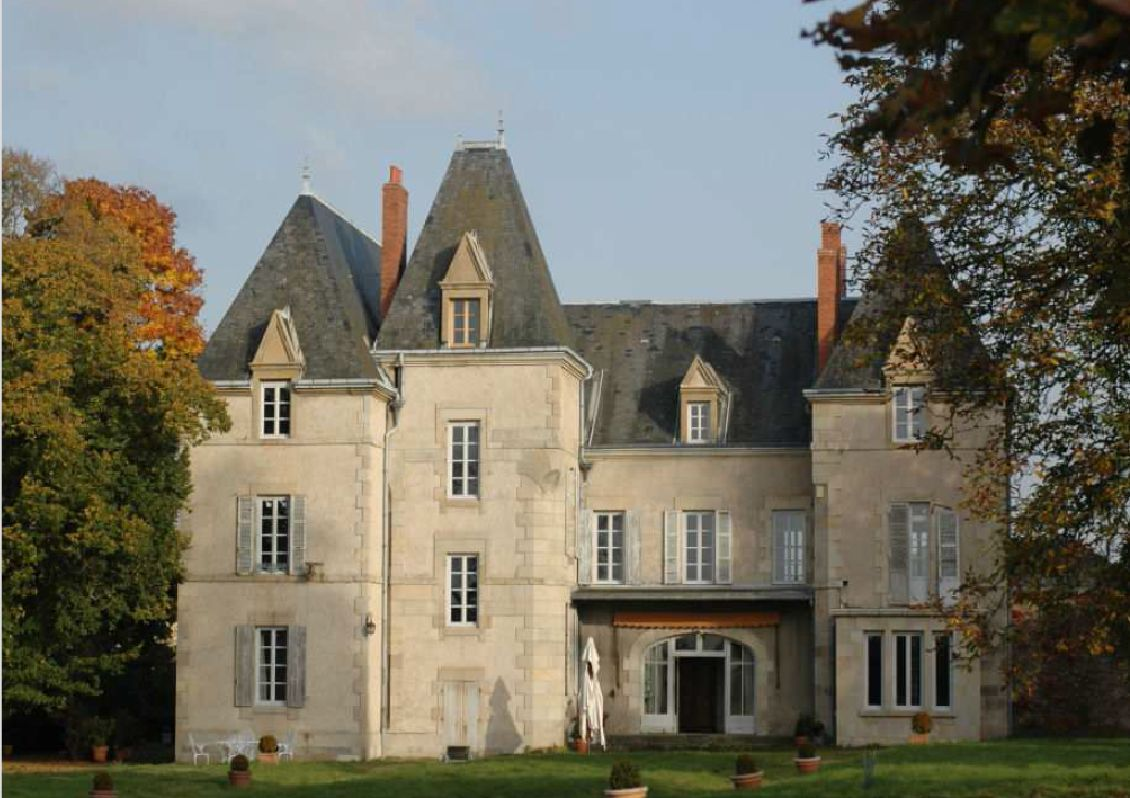 Chateau Camus avant rénovation