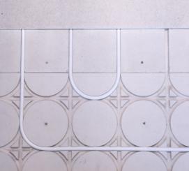 Mur chauffant salle de bain en mur chauffant masse
