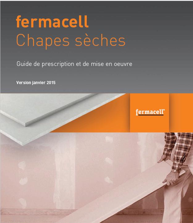 Plancher Chauffant Caleosol Tradi - Prescription fermacell
