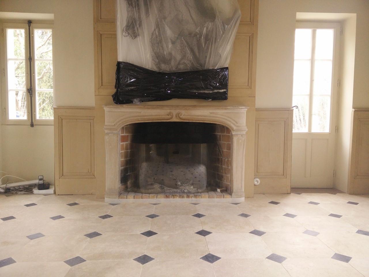 Pose plancher chauffant Versailles - Montfort l'Amaury