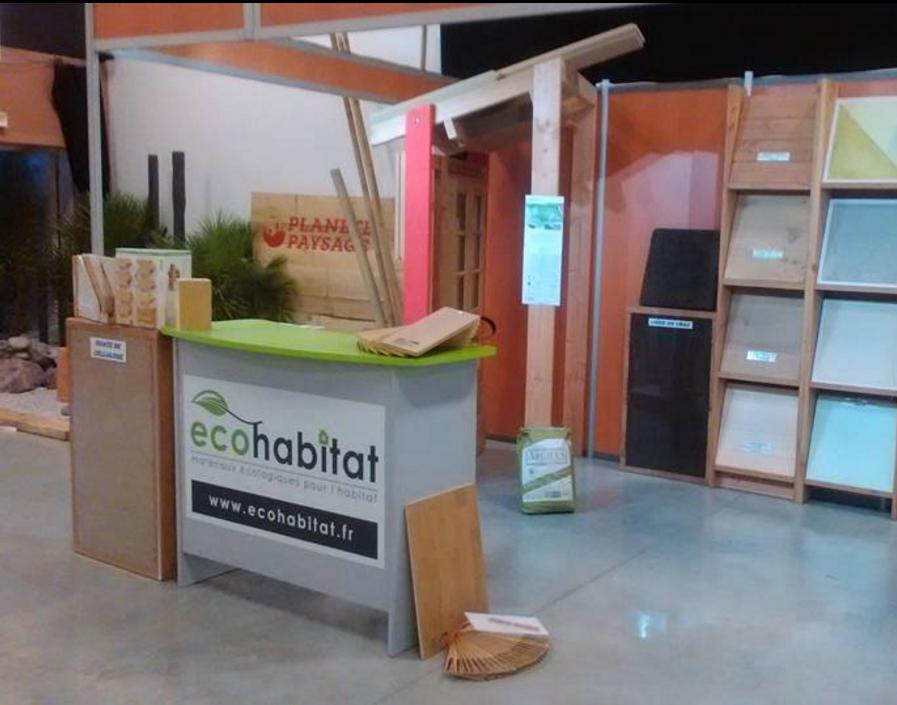 magasin plancher chauffant Ecohabitat à Angoulème L'Isle D'espagnac