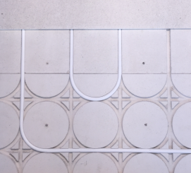 Matériaux de construction économie circulaire: le mur chauffant pur gypse