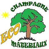 Le magasin Champagne Eco Matériaux à Reims