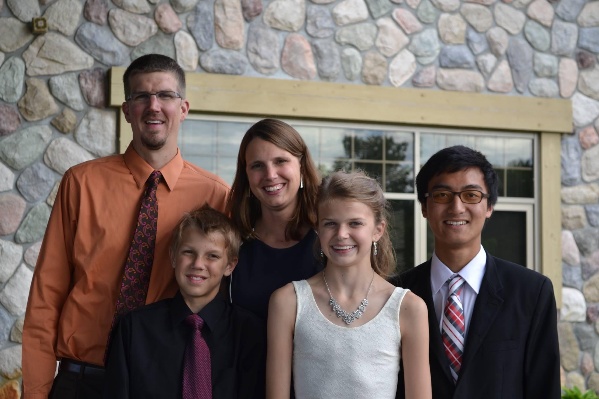 Schenkel Family