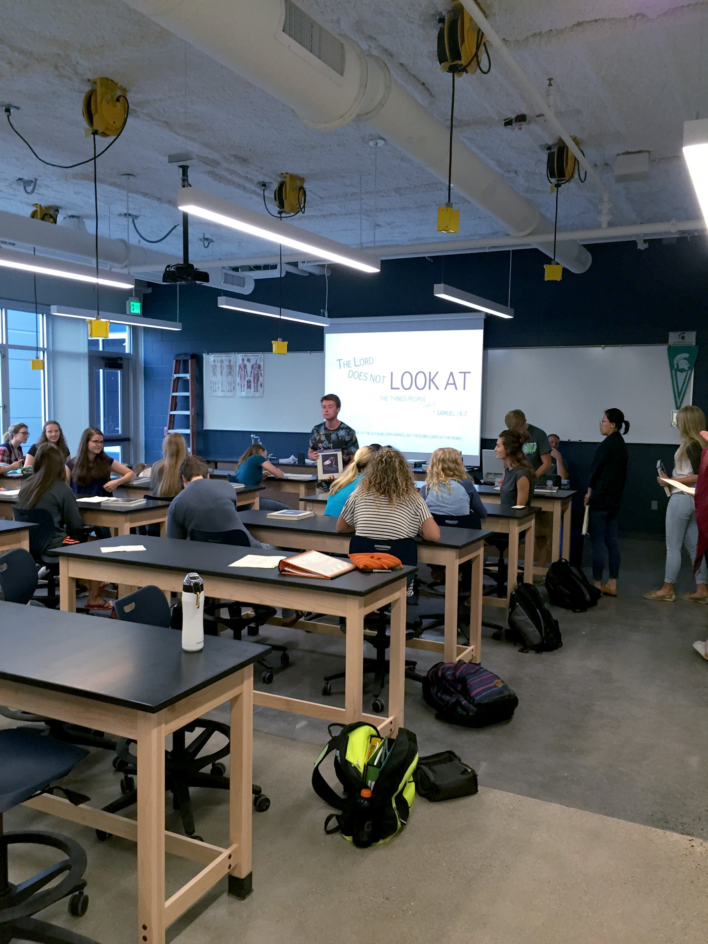 Unity - Active Classroom