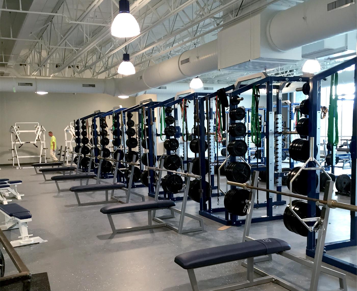 Unity Weight Room