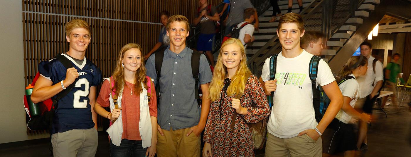 Unity Students