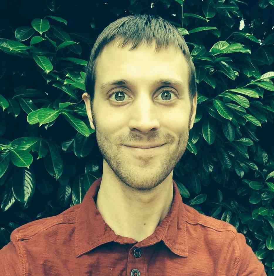 Head shot photo of Connor Talbott.