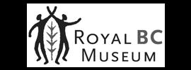 Logo Royal BC Museum