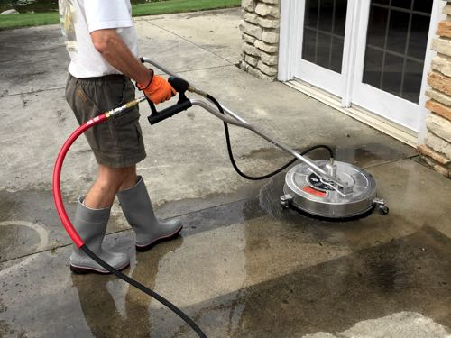 100 concrete patio cleaner concrete cleaning with flat surf
