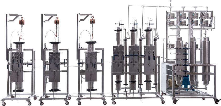 nitrogen extraction machine