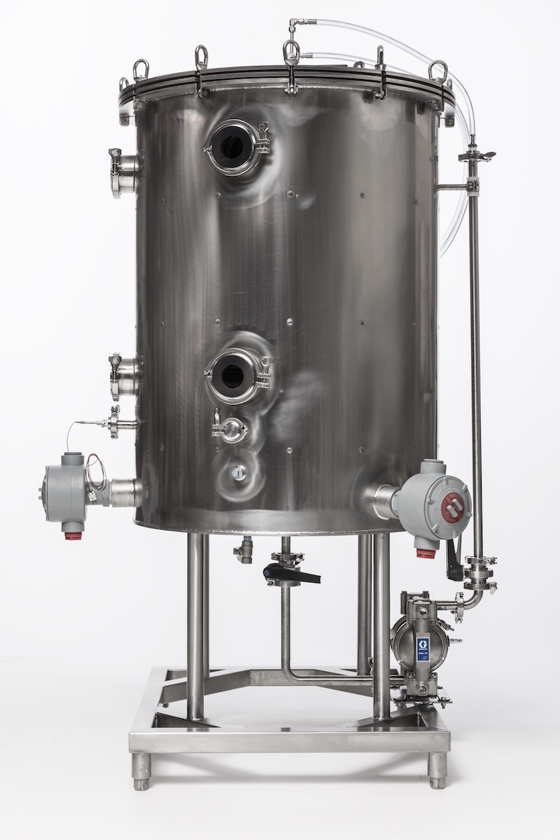 Commercial Vacuum Distillation System Extraction Equipment