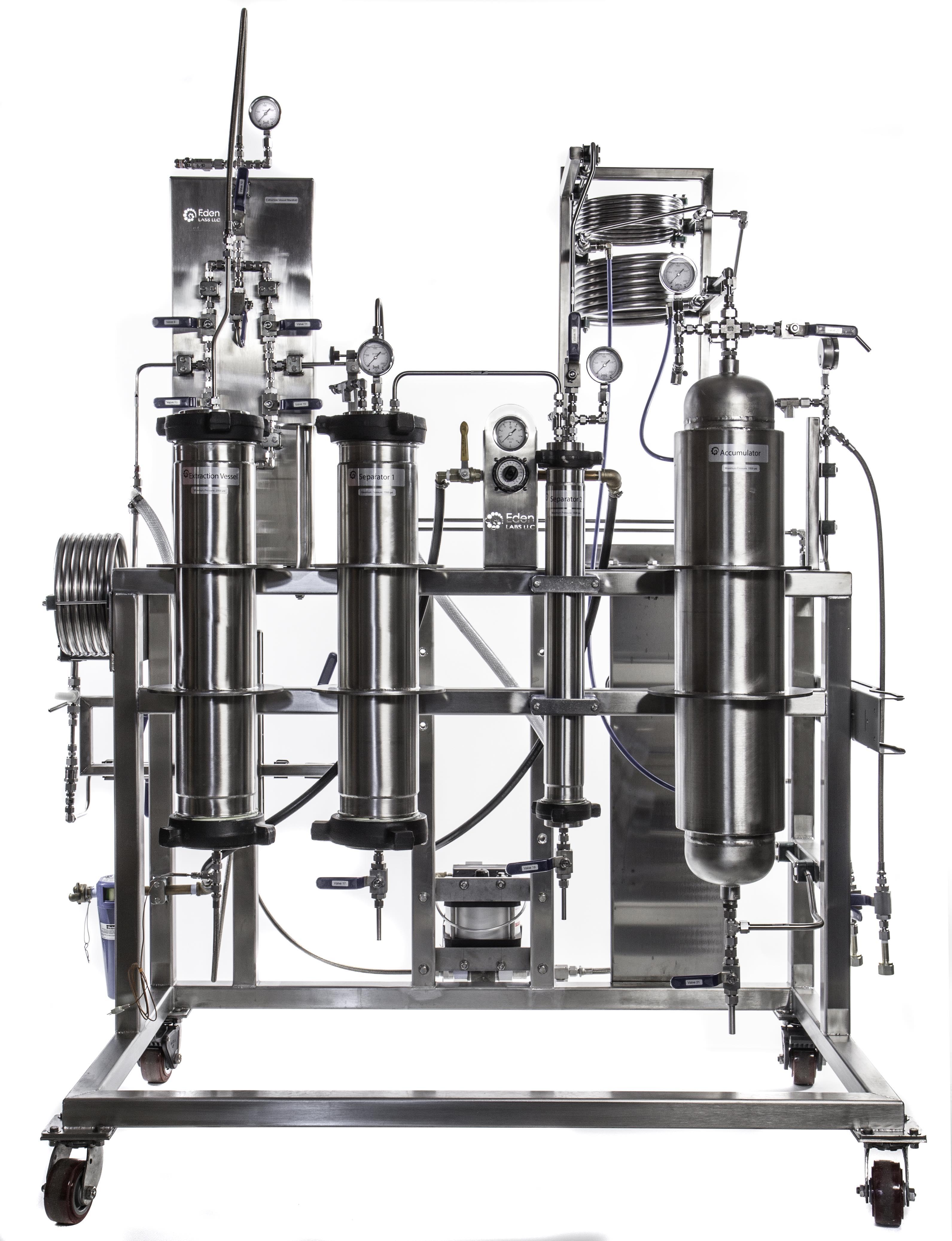 Eden Labs Co2 Extraction Equipment 20l 2k
