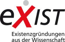 Logo exist Existenzgründung aus der Wissenschaft