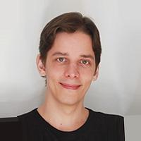 Portrait Marius Murtz, Co Founder, UX Design