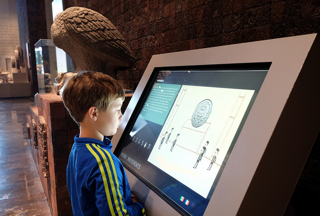 Museums and Interactive Displays