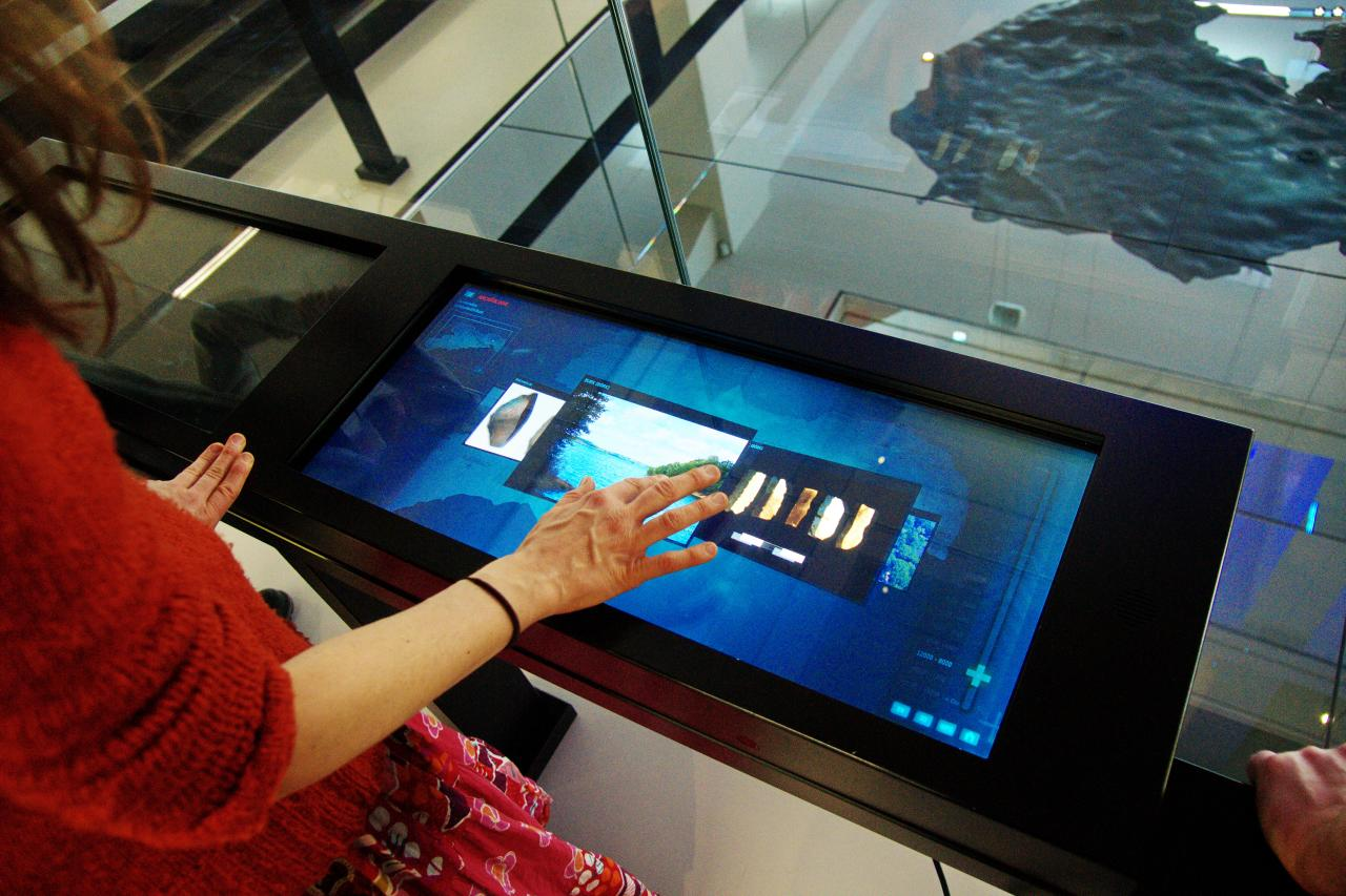 digital in museum Comparing with the real museum, digital museum has some new features, such  as exhibits virtualization, information resources digitalization, information di.