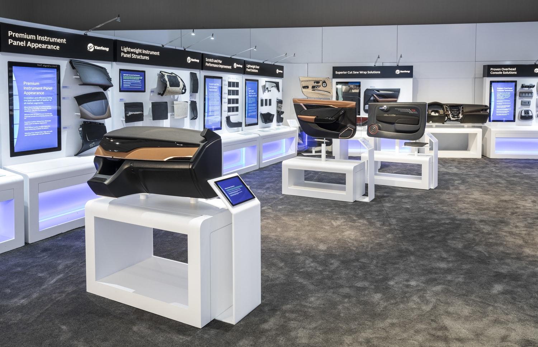 NAIAS Trade Show Booth