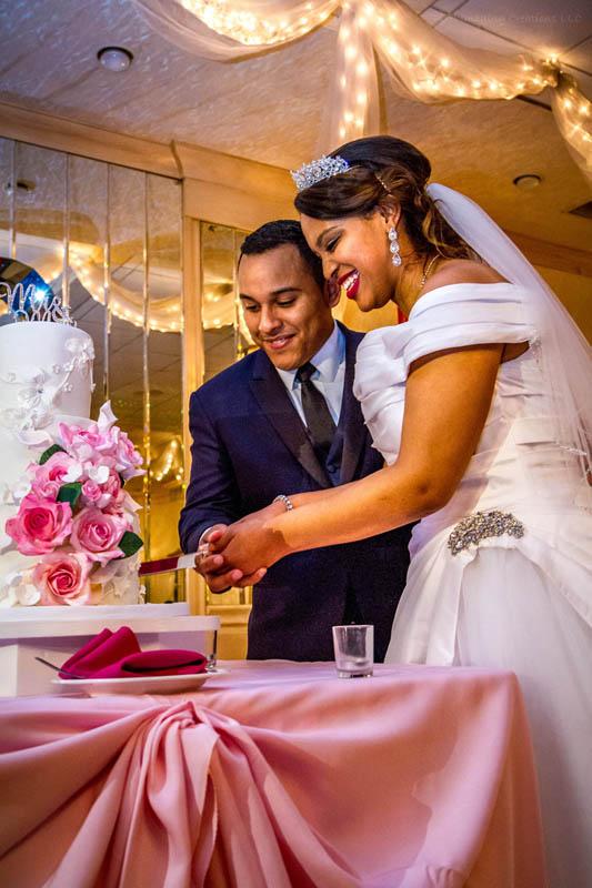 NJ Wedding Cake