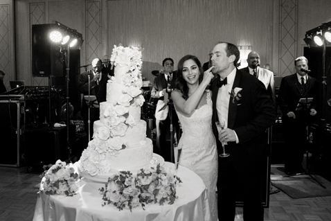 Ritz-Carlton Battery Park Weddings by My Daughter's Cakes