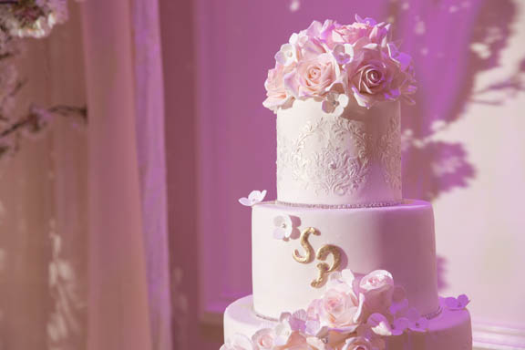 Best New Jersey Wedding Cakes