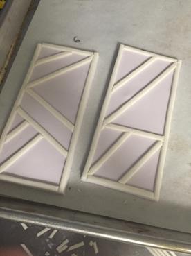 bridge beam cake design