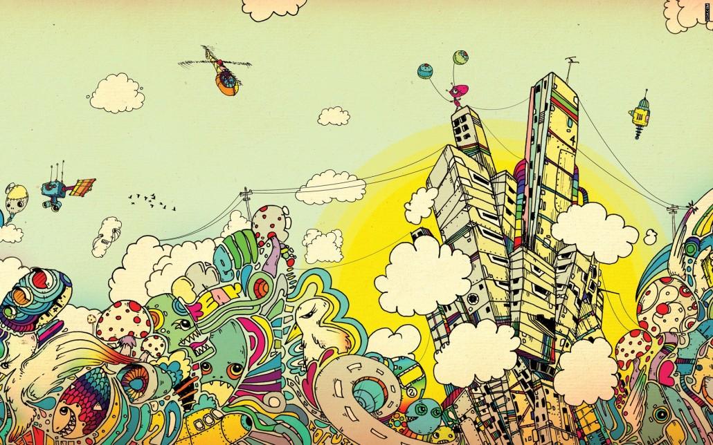 Como a economia colaborativa pode transformar uma cidade?