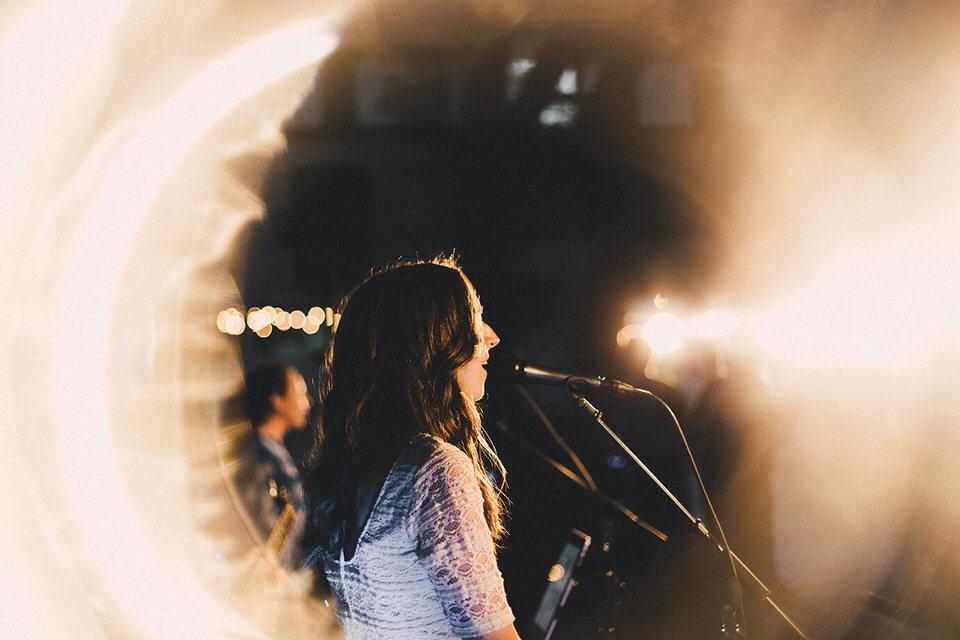 Worship Night - Erin Van Winkle
