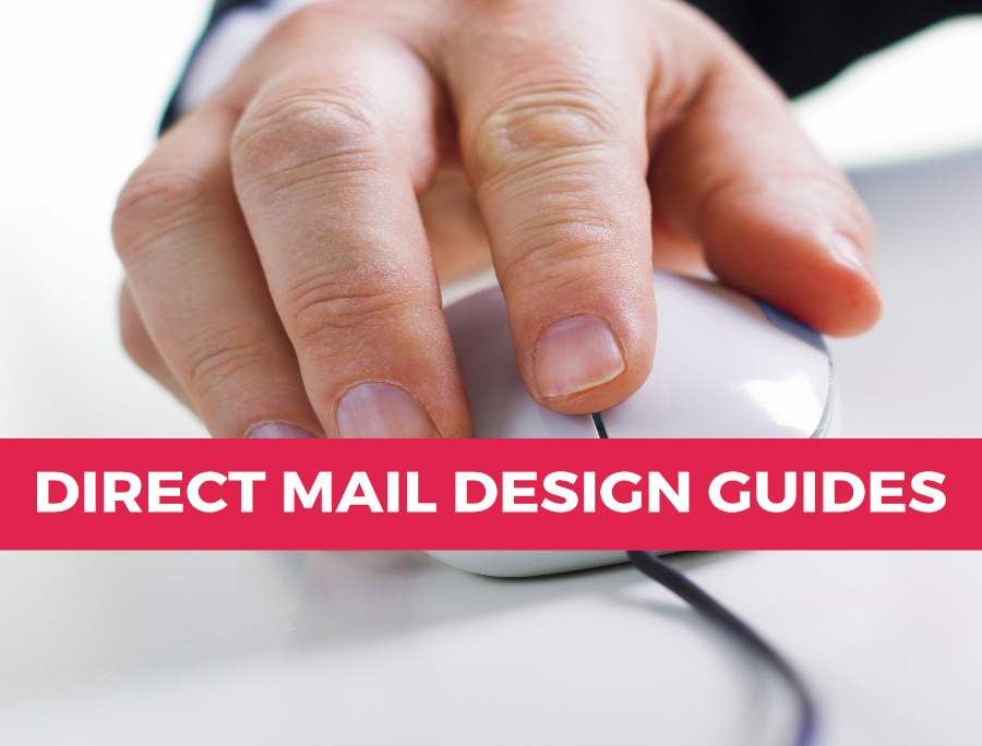 How to design direct mail for postage savings for Direct from the designers