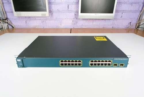 CISCO 3560-24PS