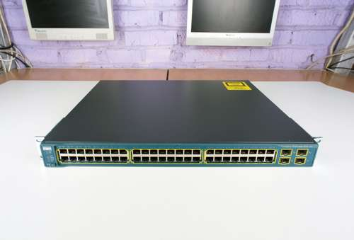 CISCO 3560-48PS