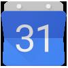 Google Calendar logo png eSource Capital